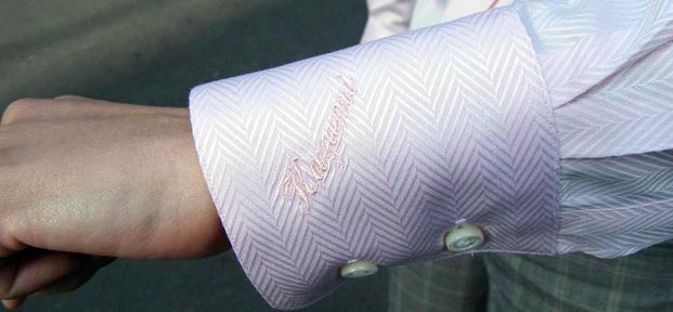 ネーム刺繍(+600円(税抜き))