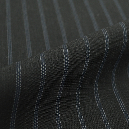 G6035 黒×ブルーストライプ